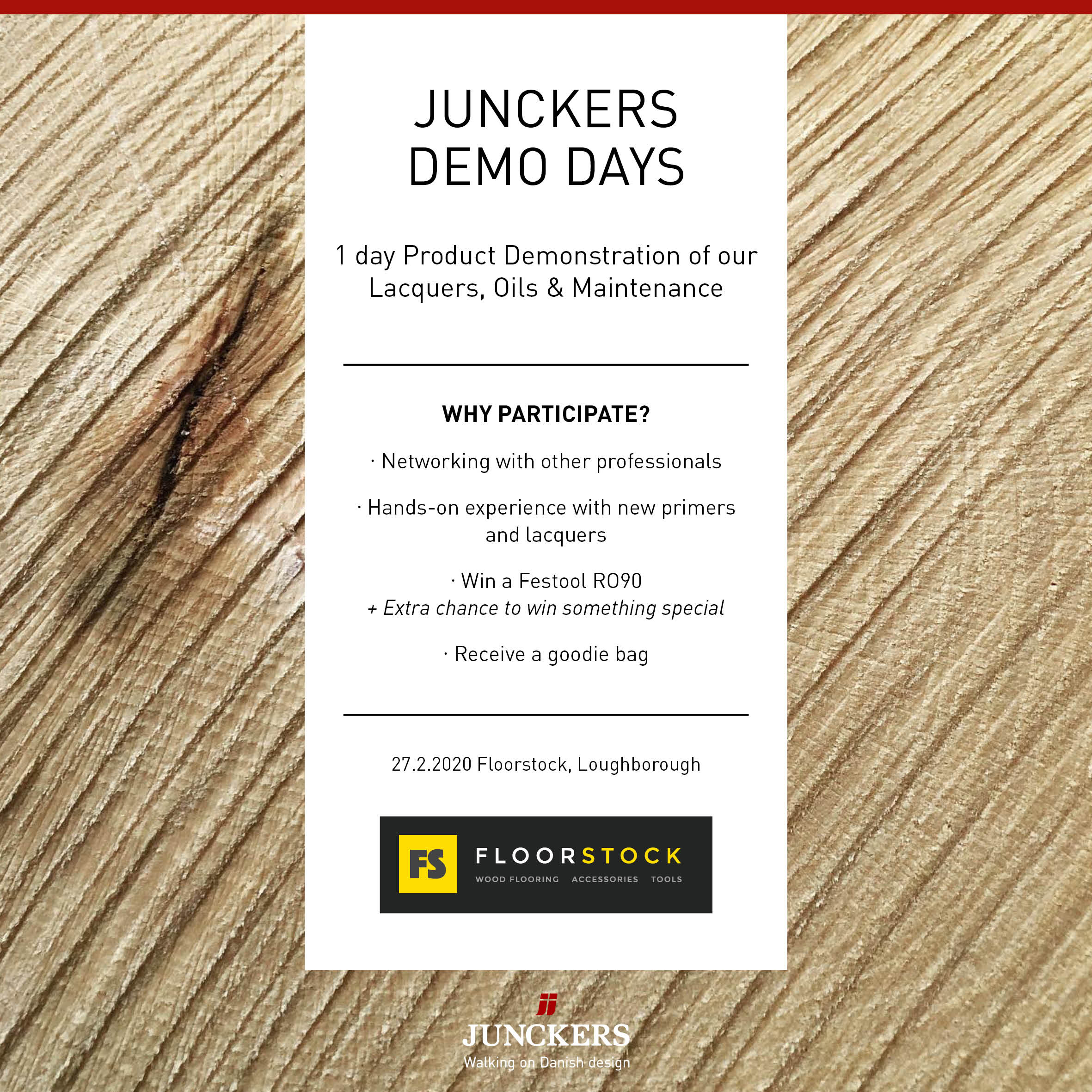 Floorstock Demo Day